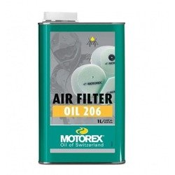 Olej do filtra MOTOREX Air Filter Oil 206 1L