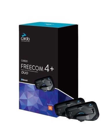 Interkom CARDO Freecom 4+ duo JBL
