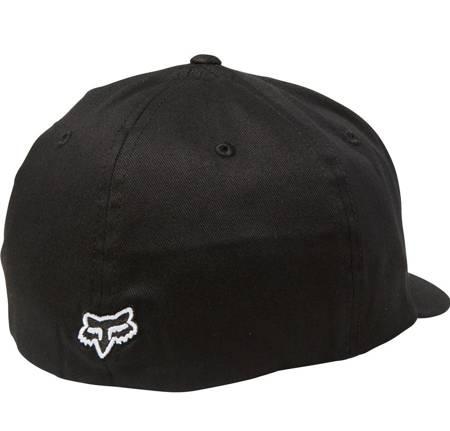 Czapka z daszkiem FOX FLEX 45 flexfit black / white
