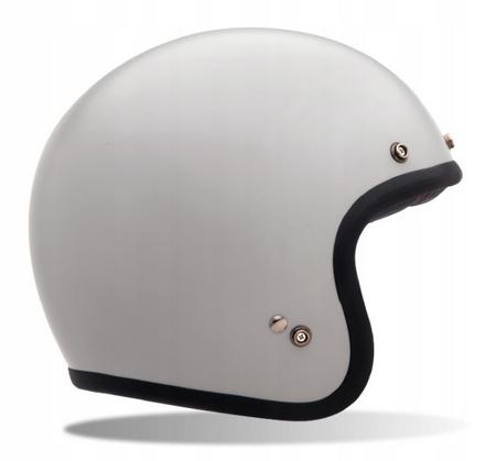Kask BELL Custom 500 white