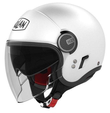 Kask NOLAN N21 Visor white