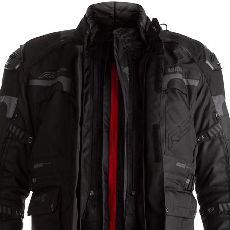 Kurtka RST Pro Series Adventure-X CE Black