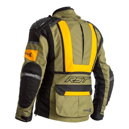 Kurtka RST Pro Series Adventure-X CE green