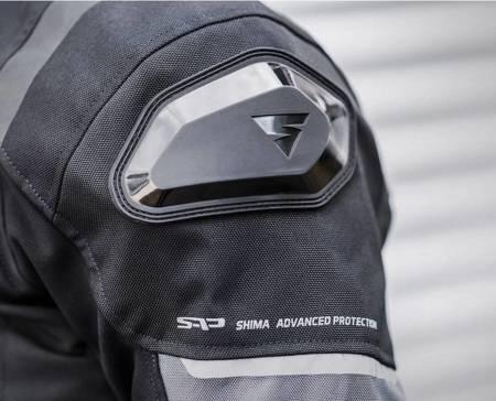 Kurtka SHIMA Solid Pro fluo