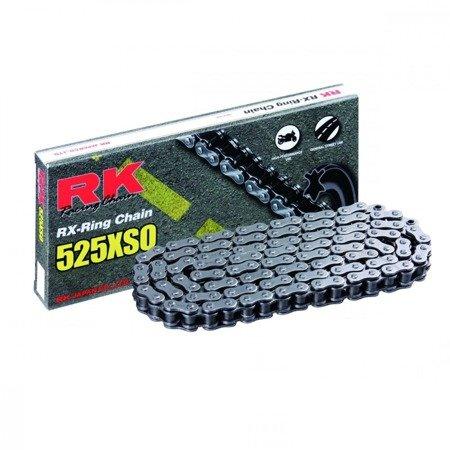 Łańcuch napędowy RK 525XSO 108 ogniw otwarty z zakuwką