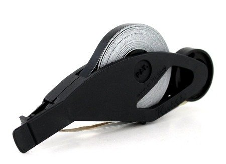 Naklejki odblaskowe KEITI paski na felgi - czarny WS800K