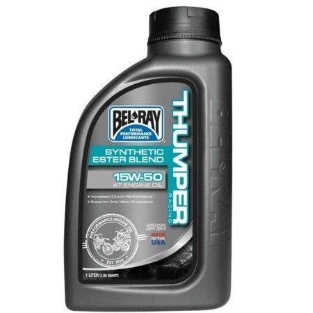 Olej silnikowy BEL RAY Thumper 15W50 1L