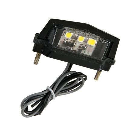 Oświetlenie tablicy rejestracyjnej LAMPA Led Lite SMD - homologacja