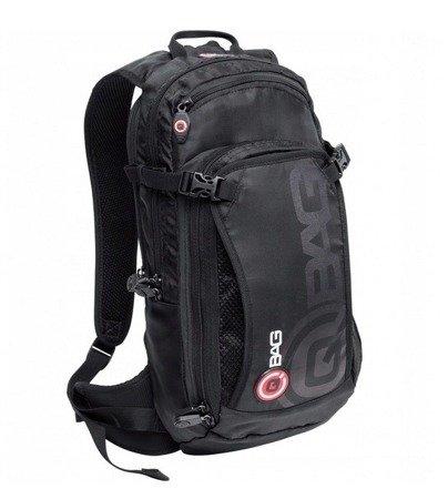 Plecak QBAG Rucksack 02 czarny 25L