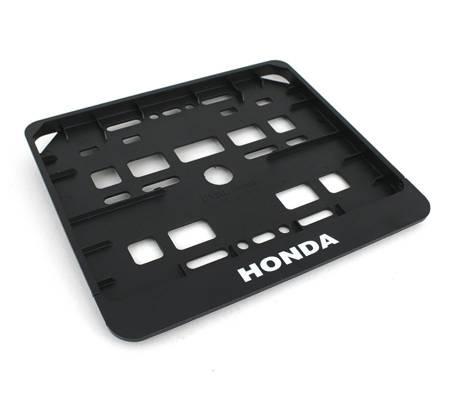 Ramka tablicy rejestracyjnej - zatrzaskowa - Honda