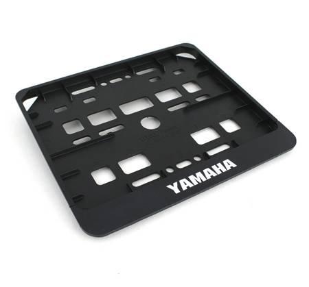 Ramka tablicy rejestracyjnej - zatrzaskowa - Yamaha