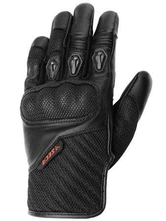 Rękawice SECA Axis Mesh czarne
