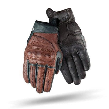 Rękawice SHIMA Caliber brązowe