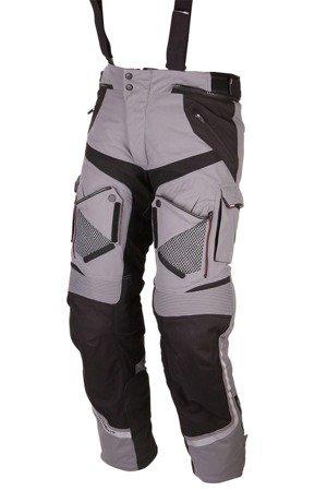 Spodnie MODEKA Panamericana grey SYMPATEX
