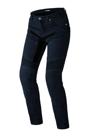 Spodnie męskie jeans REBELHORN EAGLE II Washed Black