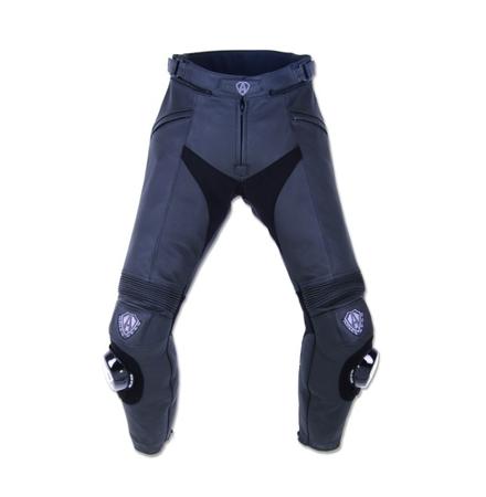 Spodnie skórzane ARLEN NESS LP-9351-AN