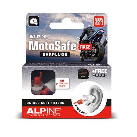 Stopery do uszu ALPINE MotoSafe Race