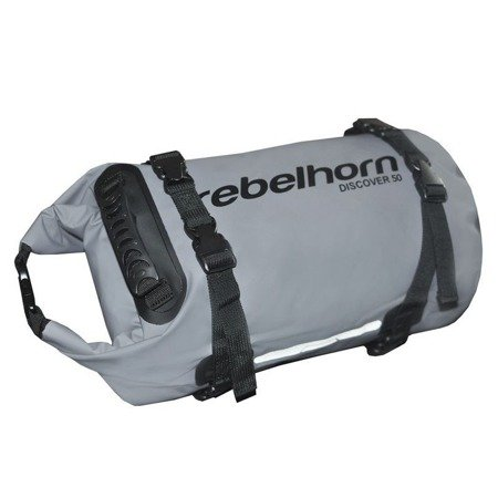 Torba REBRLHORN Discover Rollbag grey 30L