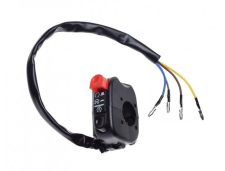 Uniwersalny wyłącznik / włącznik zapłonu rozrusznika