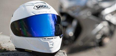 Wizjer Shoei CWR-1 do kasków NXR X-Spirit III - blue