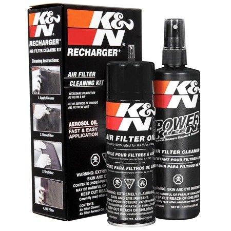 Zestaw do czyszczenia i konserwacji filtra - K&N Recharger