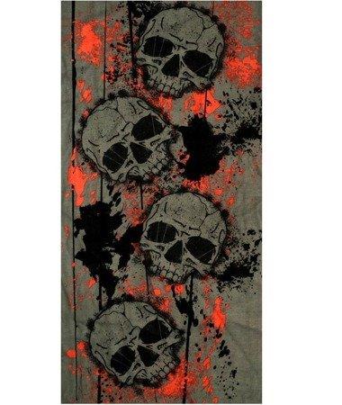 komin uniwersalny MODEKA bloody skull